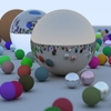 Ray Tracing in One Weekend を rust で勉強した