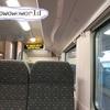 つい撮りたくなる、ヨーロッパの電車内の写真