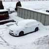 最後のまとまった雪?