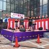 8月7日 灼熱のライブ@アピア祭り