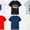 6/7発売ユニクロとKAWSのコラボTシャツはメンズ・キッズのみ|レディースサイズを選ぶには?