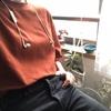 【UNIQLO】メンズのエアリズムコットンオーバーサイズTシャツは女子が着るべき【150cm】