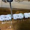 マルチアンプの電源スイッチボックスの製作ーその6ー
