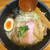 連休1日目 昼は福田屋で買い物 夜に麺家大森にんにく煮干し!