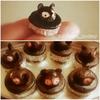 ダイソーの「もちっとのびーるねんど」でたぬきケーキを作ってみました!