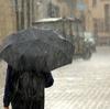 今日は土砂降りの雨が降ってるねと英語で言いたい!