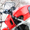 GPZ400Rいじり:春