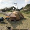 【高品質】スノーピーク/アメニティドームS【レビュー】ソロキャンプにおすすめ!