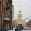 サンクトペテルブルグのモスクワ駅でトイレに困る