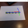 Opencv Aruco で Pose estimation する その2 estimatePoseBoard