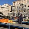 【クロアチア】7日目-1 Palace Judita Heritage Hotelの朝食&スプリトの市場めぐり