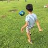 息子の夏休み、始まる