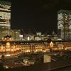東京駅、また行ってきた。2012年10月4日。