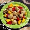 『ほたて貝柱の旨味が絶品❣️夏野菜の焼きマリネ』はいかが♪