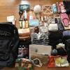 【世界一周準備編①】持ち物とオススメのバッグパック