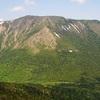 早池峰山。6月中旬。