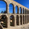 スペインのセゴビアの水道橋。。。