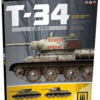 T-34 COLORS - T-34 TANK CAMOUFLAGE PATTERNS IN WWII(AMO-6145)