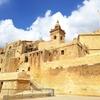 マルタ共和国旅行(3) ゴゾ島徘徊編|街の城塞の軌跡、そして教会の奇跡の片鱗を辿る