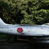 【愛知県】幸田町郷土資料館のF-86FとBell47G