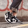"【4月26日(金)発売】スニーカー抽選情報  ""NIKE AIR JORDAN 1 RETRO HIGHI OG BLACK WHITE (CD0461-007)"""