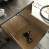 キッチンスライド収納DIY