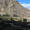 ペルー旅行記⑮オリャンタイタンボ~マチュピチュ村へ