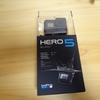 旅行ログ用に? GO PRO HERO 5 買ってしまった!