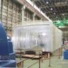 クリーンルーム【弊社ではテント膜だけでなくフレーム製作しております】