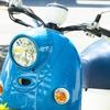 原動機付自転車(原付)バイク50ccを貰った場合ナンバーと自賠責取得方法。激安購入。1万円!?