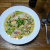 寒い冬にはスープパスタ②コンソメスープ