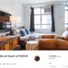 [Airbnb] SOHOエリアの静かなスタジオルームを丸ごと借りてみた [香港旅行2018]