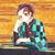 鬼滅の刃二次イラスト炭治郎【1-KT-1】アナログ透明水彩塗り完成。一人反省会の会場はこちらです。【メイキング】