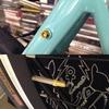 バルブキャップとボルト交換。自転車の簡単ドレスアップ◎