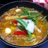 【今週のラーメン490】 麺家 静  心斎橋店 (大阪・長堀橋) スープカレー麺