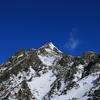 2月23日 厳冬期北アの西穂高へ!ピラミッド含む11峰はアイスバーン!