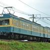 三岐鉄道のリバイバル色
