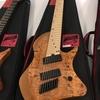 あの「Abasi Guitars」が国内発売開始!? 宮地楽器神田店のツイートより。