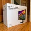 AppleStore 「LG UltraFine Display 23.7インチ display for Mac」を発売 23.7インチ4Kディスプレイ