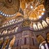 イスタンブールの世界遺産アヤソフィアが再びモスクに