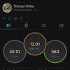 2021/7/30 テンポラン 12km、3000m障害・三浦龍司選手、日本新!