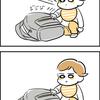【漫画】娘はジッパーがお好き