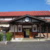若桜鉄道 若桜の寺院1