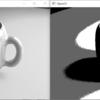【python】【OpenCV】画像の3値化を行う
