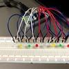 Raspberry Pi Zero WHでLED8個をチカチカさせた(動画あり)
