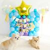 犬や猫、うさぎなど、ペットの誕生日にもバルーンで装飾!