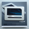 Crucial MX300 1050GB検証