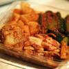 沈菜館のキムチ
