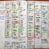 8月第3週の僕のジブン手帳。