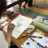 杉田 毬の会 8月のお教室